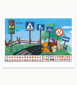 Bilde av Trafikkskilt